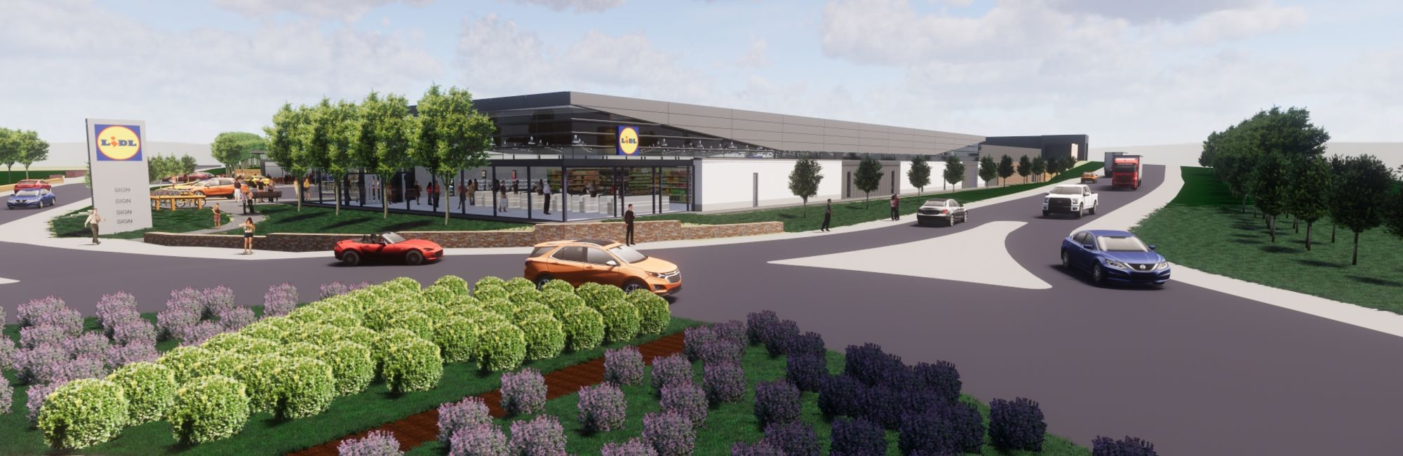 Galway store lidl planing 2018