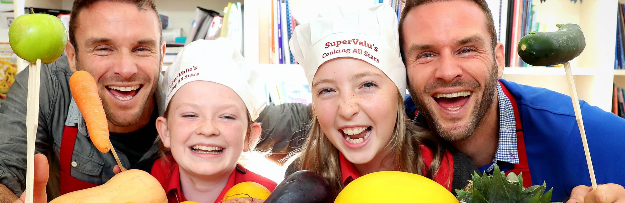 Supervalu cooking all stars kids cooking 2018