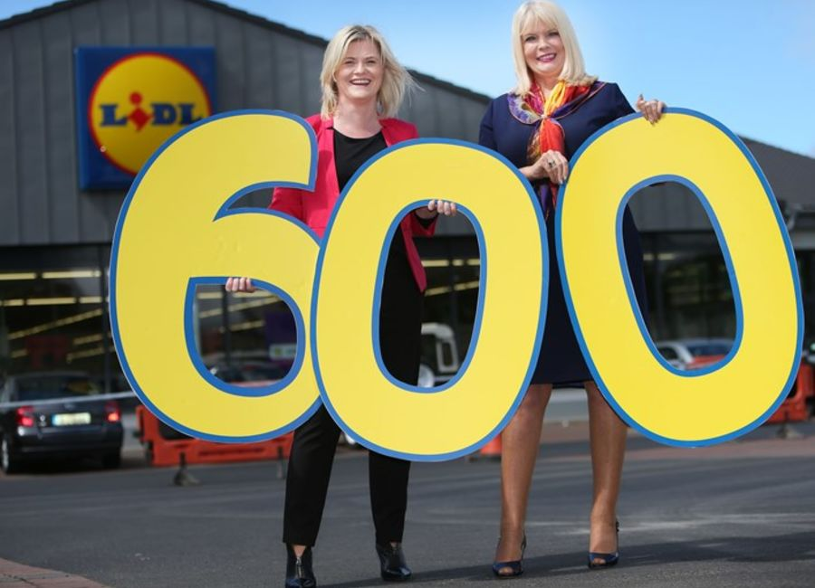 Lidl Ireland employee benefit