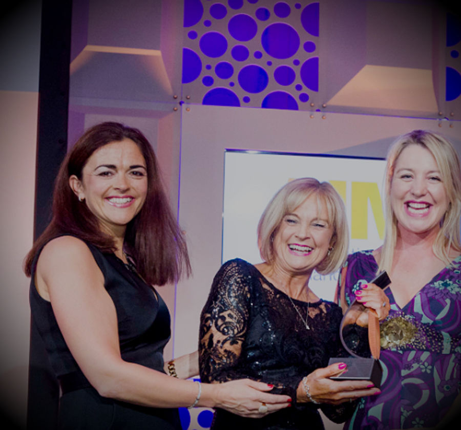 Supervalu and TRA Brands celebrate at the annual all Ireland marketing awards