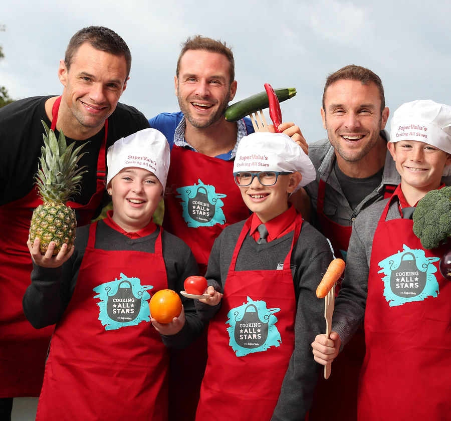 Supervalu cooking all stars 20 bressie 20 the 20happy 20pear