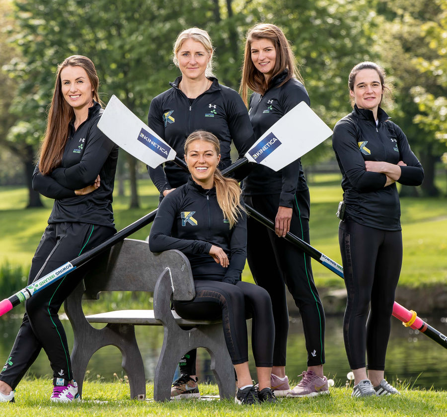 Kinetica Rowing Ireland 2019